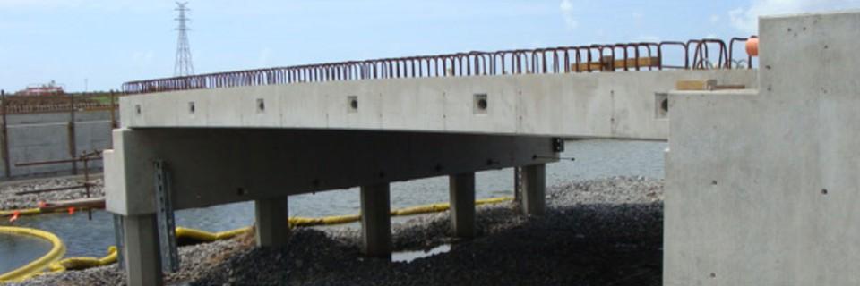 Townsville Port Access Bypass Road Bridge Lift Design